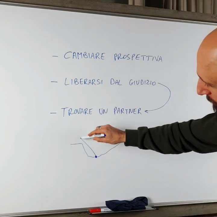 tre punti sulla mia attività coach - Roberto Masini